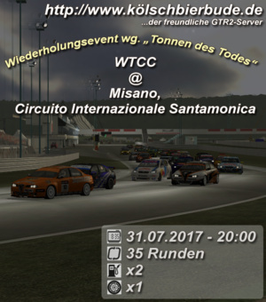 Event 31.07.2017